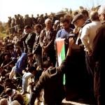 FOTO: La Palestina piange Muatazz