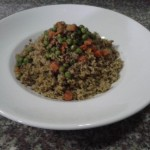 SAPORI E IDENTITA': Frikeh con verdure