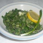 SAPORI E IDENTITA': Salatet Za'tar, il trionfo delle spezie