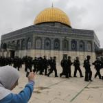 Al-Aqsa, seconda giornata di scontri