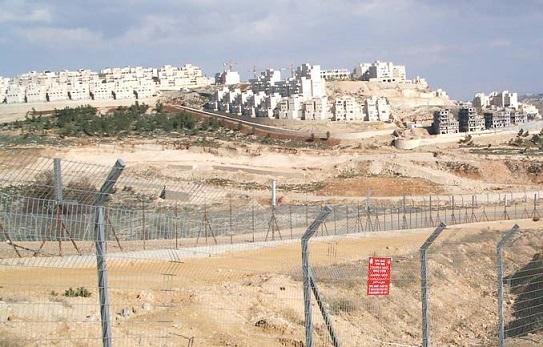 colonie-Israele