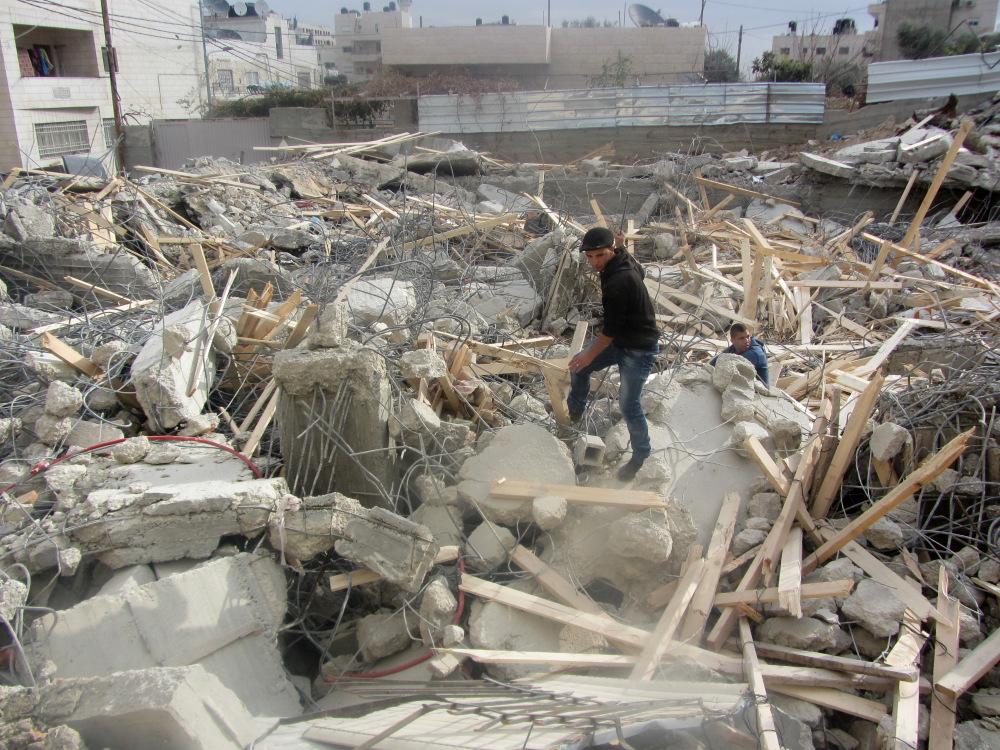 Gerusalemme -demolizioni