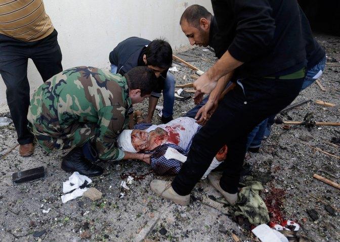 Beirut - vittima bomba