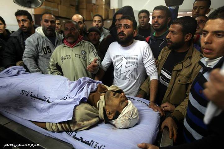 Ibrahim Suleiman Mansour, ucciso giovedì lungo la buffer zone