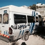 Gerusalemme, estremisti israeliani vandalizzano auto e case palestinesi