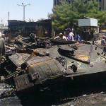 Sulla Siria colloqui paralleli a Tehran