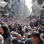 SIRIA, è di nuovo guerra a Yarmouk
