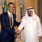 Obama in Arabia saudita per una nuova luna di miele