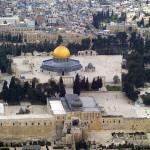 GERUSALEMME, scontri su Spianata Moschee
