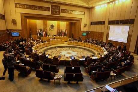 Arab League foreign ministers emergency meeting on Syria