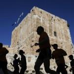 GERUSALEMME. Bloccata la contro-maratona palestinese