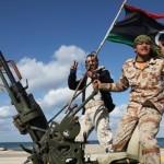 LIBIA, tensione per una petroliera