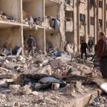 SIRIA. I combattimenti bloccano gli aiuti