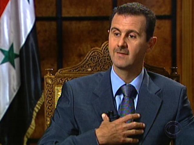 Il Presidente siriano Bashar al-Asad