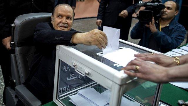 Abdel 'Aziz Bouteflika