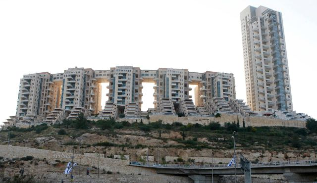 L'Holy Land, l'affaire immobiliare di Olmert