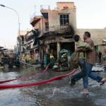 Stragi quotidiane, ma Obama loda il modello iracheno