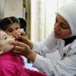 L'incubo della poliomielite si diffonde in Medio Oriente