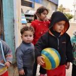 GAZA, scarseggiano di nuovo i vaccini
