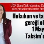 "TURCHIA,  Arzu Çerkezoğlu e Kivanç Eliaçık: ""Desiderio di Piazza Taksim"""