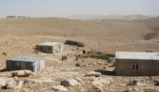 La comunità di Un al-Heir, South Hebron Hills, Cisgiordania (Foto: Mairav Zonszein)