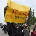 NIGERIA, Mobilitazione per la ragazze rapite