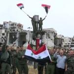 SIRIA. La vittoria del regime a Homs