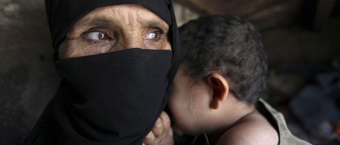 (Foto: Mohamed al-Sayaghi/Reuters)