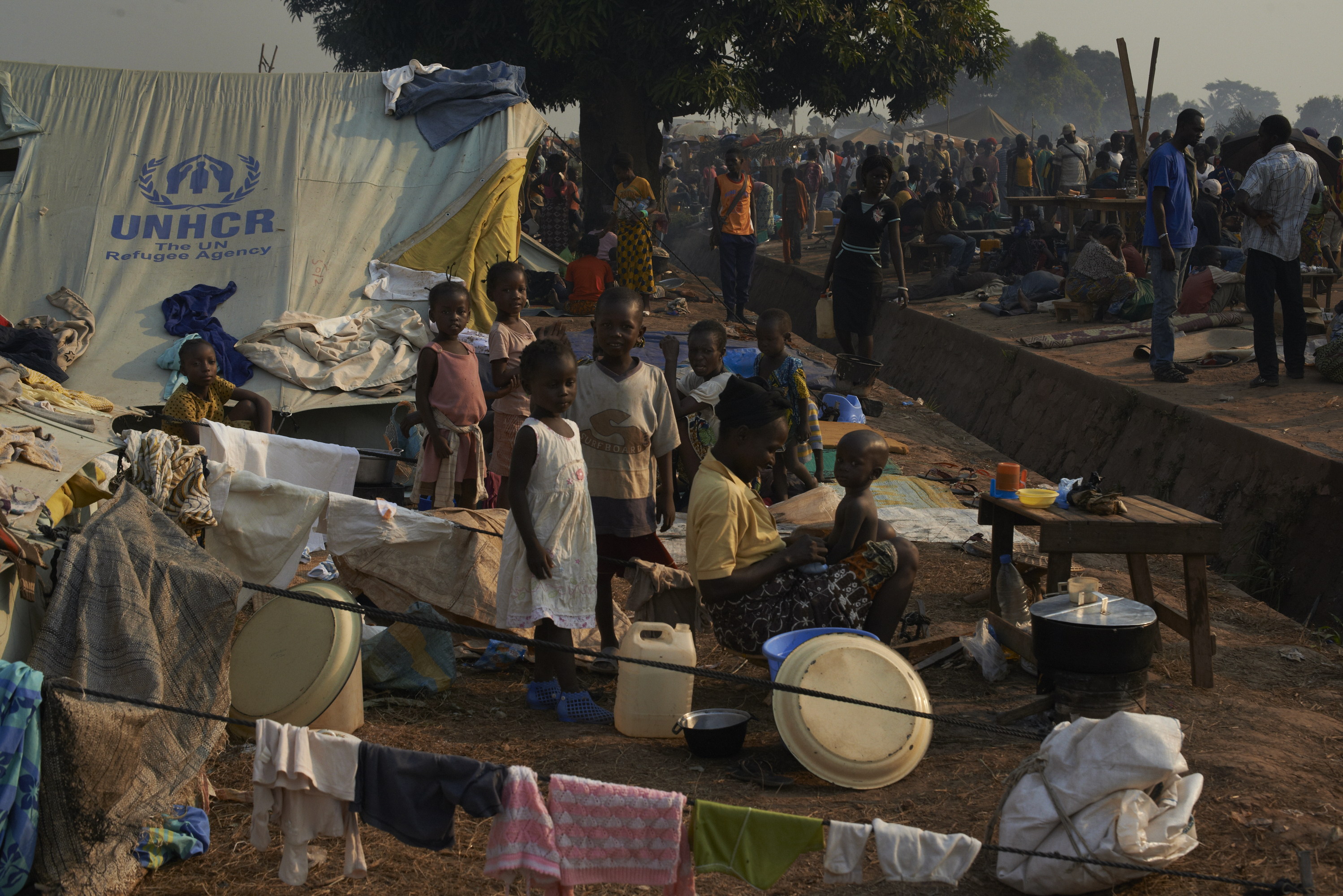 Central African Republic Crisis