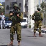 Un regno di terrore di notte in Cisgiordania