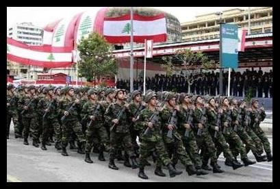 Lebanese armee
