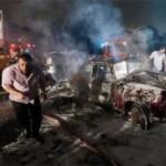 LIBANO, autobomba esplode nel sud di Beirut