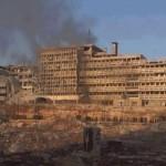 SIRIA. Due ospedali su tre sono distrutti
