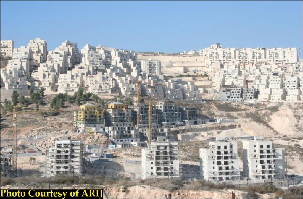 colonia israeliana