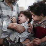 SIRIA, il dramma dei milioni di feriti
