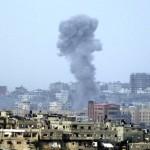 Raid a Gaza, ma Netanyahu parla di pace