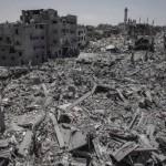 Gaza. Continuano i raid israeliani