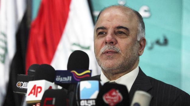Il premier iracheno Al Abadi