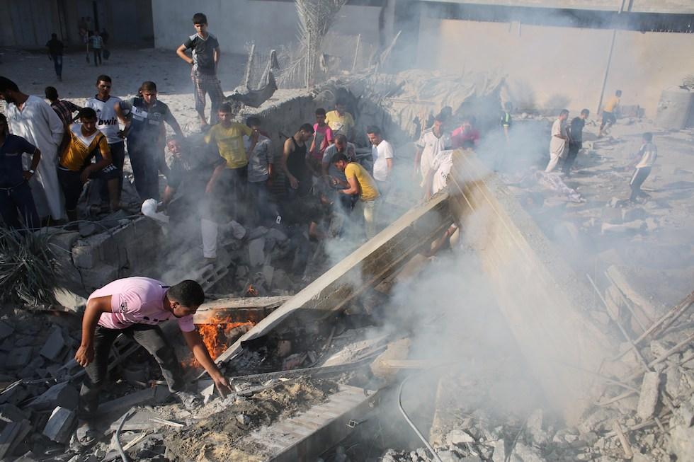 (Foto: Said Khatib/AFP/Getty Images)