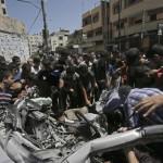 GAZA. Due morti nella notte. Netanyahu promette vendetta, Abbas balla da solo