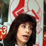 PALESTINA. La parlamentare con il foglio di via