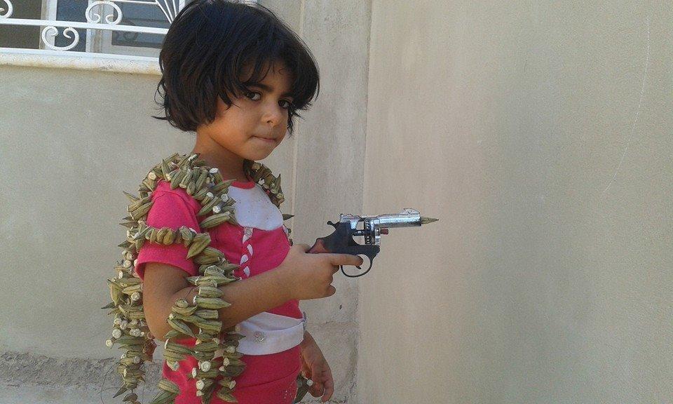 Al-Hasakeh (Syria) - Games of syrian children - by Alan Ali