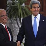 Kerry incontra i negoziatori palestinesi