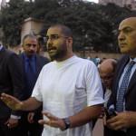 EGITTO. Libero su cauzione il blogger Alaa Abdel Fattah