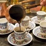 SAPORI E IDENTITÀ. Il rito del Caffè (arabo)