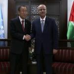 Ban Ki-Moon bacchetta Israele