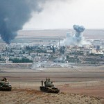 I peshmerga non arrivano a Kobane