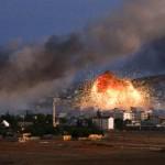 What do Kobani airdrops mean for regional politics?