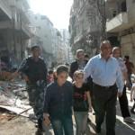 Homs, strage jihadista