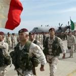 Renzi per la guerra i soldi li trova, soldati italiani tornano in Iraq
